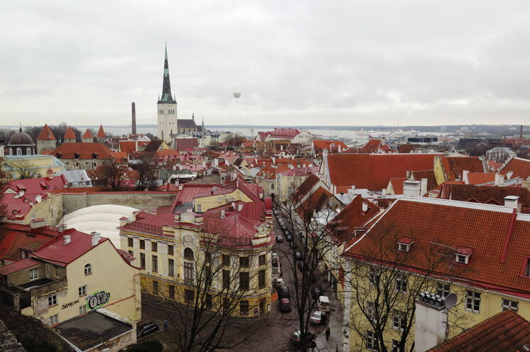 Unser Reisebeginn ist in Tallinn - der Stadt der Türme - Estlands Hauptstadt ist immer einen Aufenthalt wert