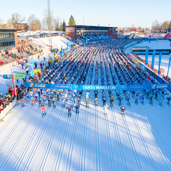 Tartu Skimarathon 2020
