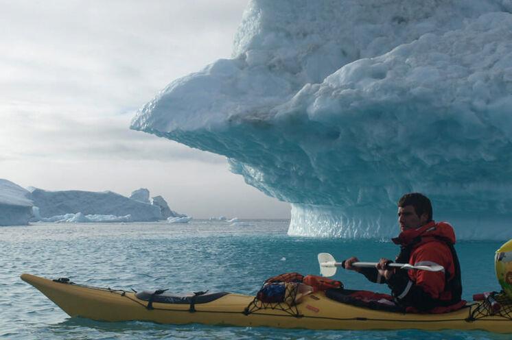 Vorherige Seekajakerfahrung ist notwendig und z.B. während des Paddel-Vorbereitungscamps zu erlernen