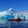 Mit dem Kajak auf den Spuren der Inuit
