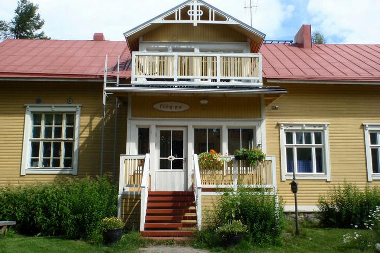 Ihre Unterkunft, das Gasthaus Pihlajapuu