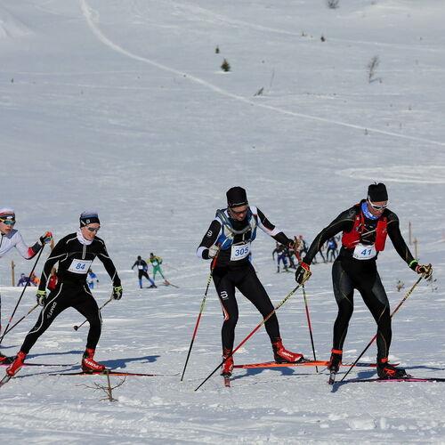 Skimarathon Lapponia Hiihto 2021