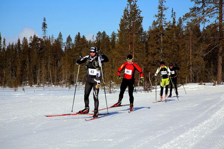 vielleicht landschaftlich spektakulärste, der Zweite identisch vom zweiten Lauftag = geniale Streckenlegung!