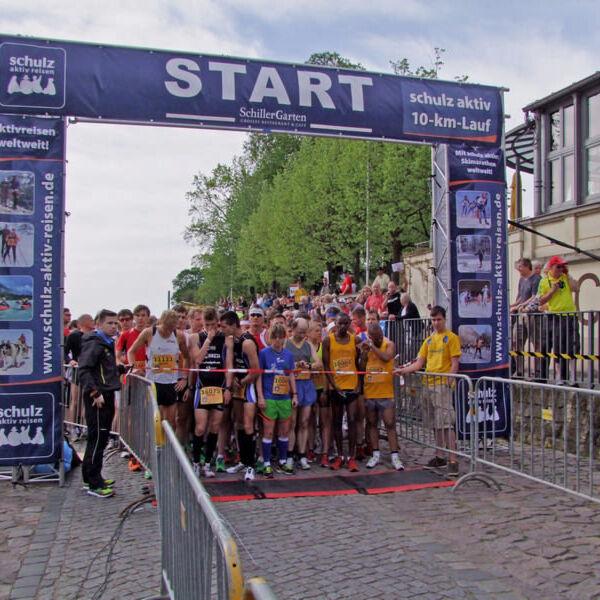 schulz aktiv-10 km-Lauf