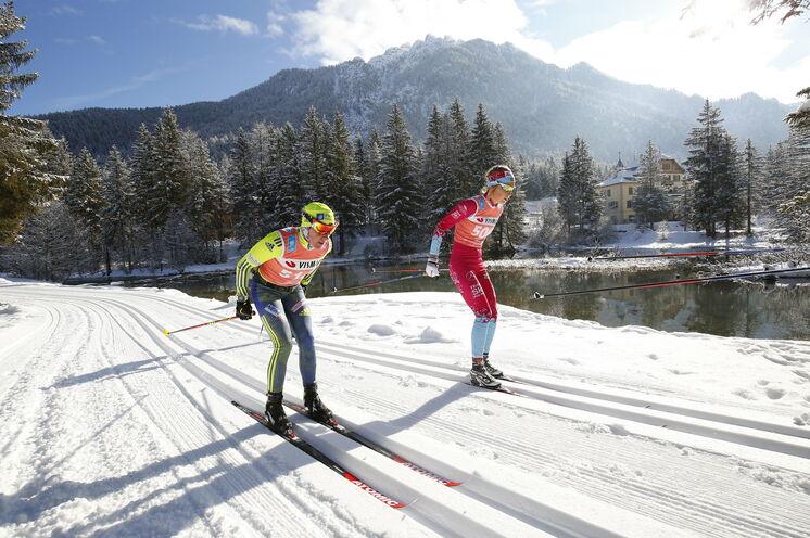Es erwartet Sie einer der schönsten Läufe im Skimarathon-Zirkus.