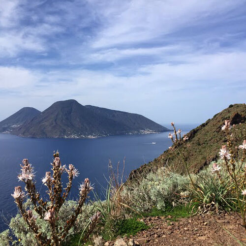 Liparische Inseln - Wandern auf den Vulkaninseln des Mittelmeers