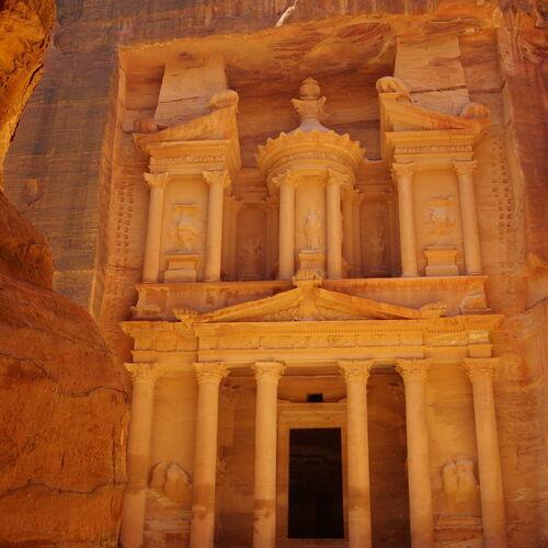 Kultur und Natur im Königreich Jordanien