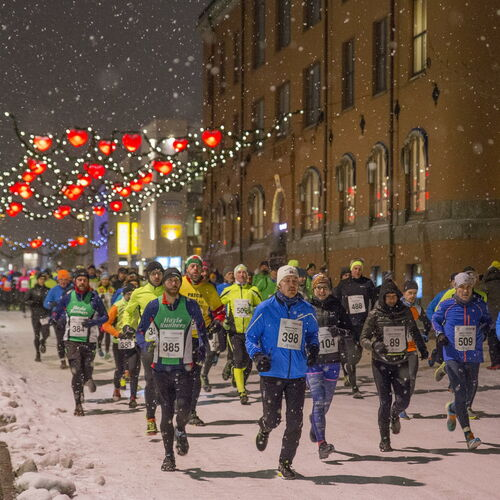Polar Night Marathon
