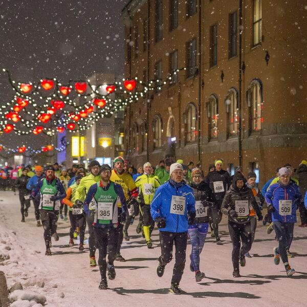 Polar Night Marathon
