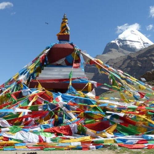Übers Dach der Welt bis zum heiligen Berg Kailash