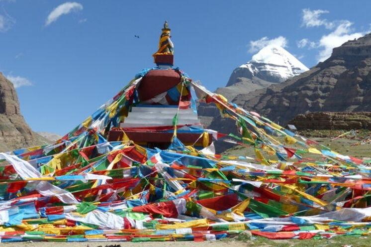 Die Kailash-Kora - einer der vielen Höhepunkte Ihrer Reise