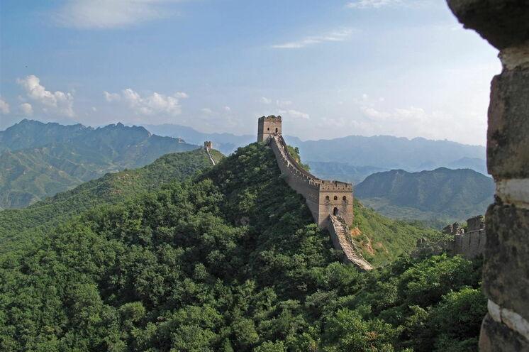 Zum Abschluss der Reise besuchen Sie eines der bekanntesten Bauwerke dieser Welt: die Chinesiche Mauer