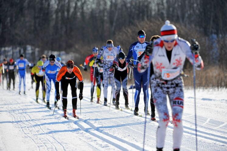 """Am Samstag der Hauptlauf des WL mit 51 km (oder """"Kurz""""strecke 27 km) klassisch"""