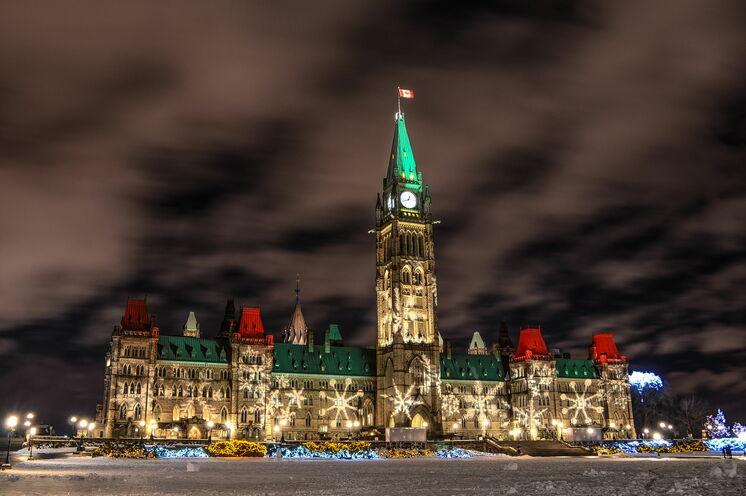Ottawa hat Sommer, wie Winter einiges zu bieten