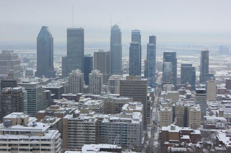 Montreal: Sensationelle Stadt, alt und neu nebeneinander und ein einzigartiges unterirdisches Wegenetz mit Geschäften, Cafés und Metrostationen