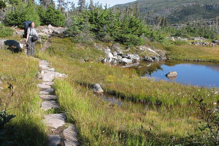 Auf den Spuren der Goldsucher: Wandern auf dem Chilkoot Trail