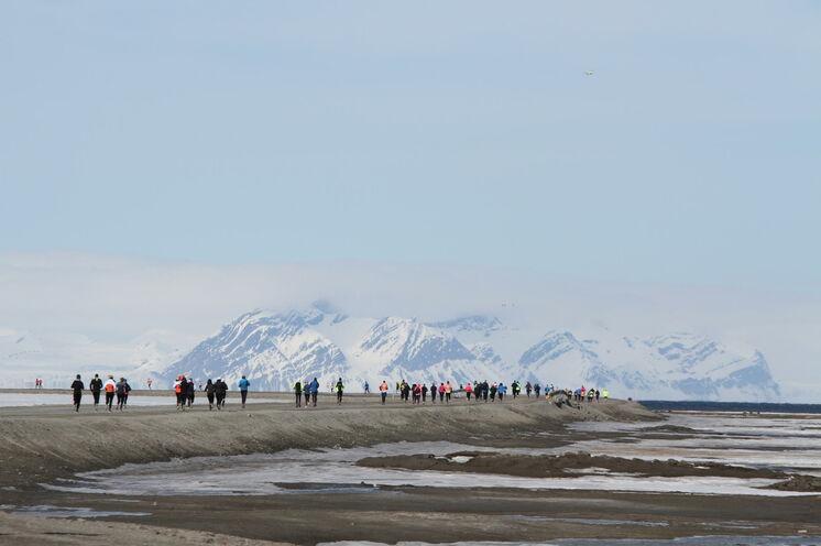 Ein einzigartiges Erlebnis - der nördlichste Marathon der Welt