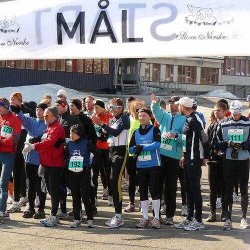 Spitzbergen-Marathon