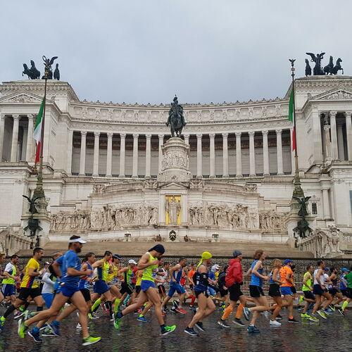 Rom-Marathon