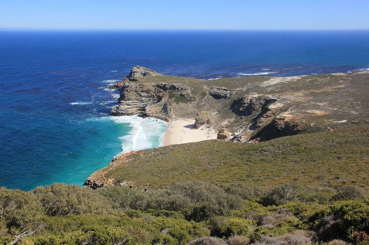 Wanderung am Cape Point - Einfach Erholung und Genuß Pur!