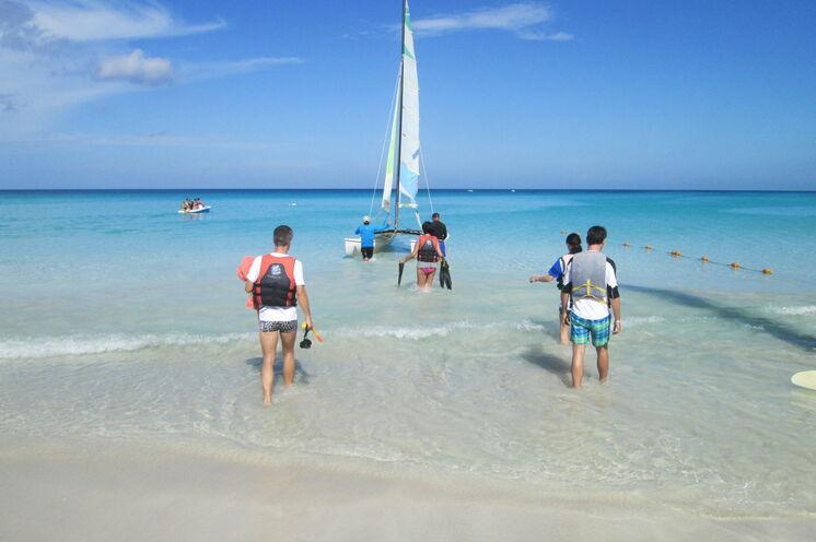 Zum Reiseabschluss Karibik pur - und wer möchte, individuell länger!