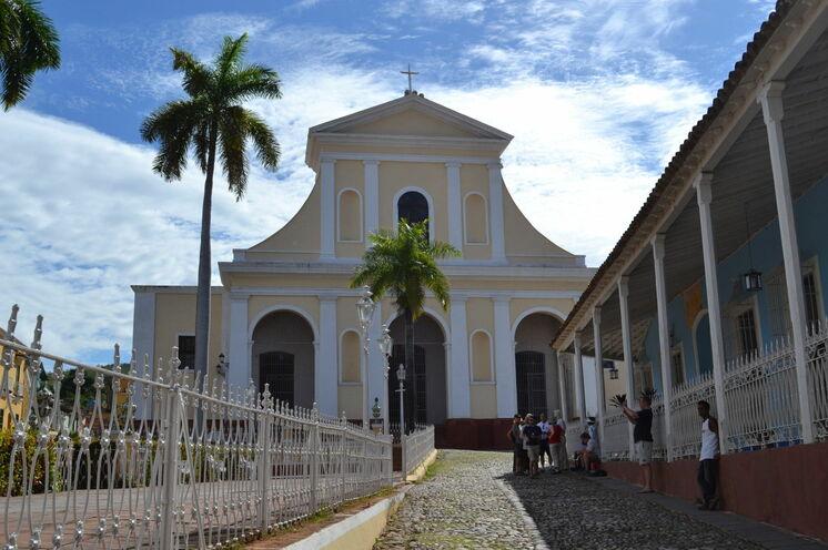 Während der Verlängerungswoche besuchen Sie u.a. Trinidad: es erwartet Sie koloniales Flair mit herrlicher Altstadt