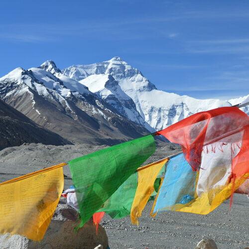 Tibet von Shangri-La bis zum Everest