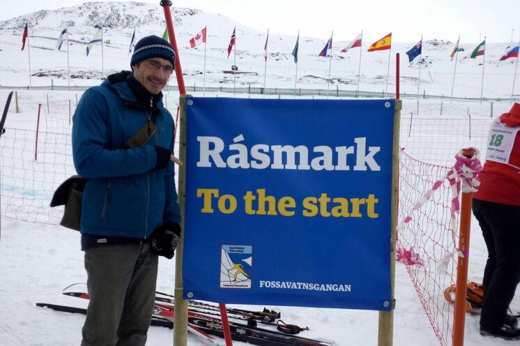 Unser Mann vor Ort: schulz aktiv reisen Mitarbeiter Rico Bittner lebt unweit von  Ísafjörður.