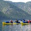 Baikal – Mit dem Seekajak entlang der malerischen Küste und um die Insel Olchon