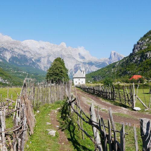 Die Gipfel des Balkan - auf den schönsten Wanderrouten der südlichen Via Dinarica