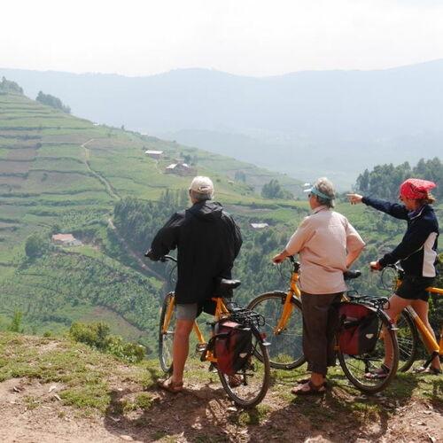 Aktiv durch das ostafrikanische Rift Valley
