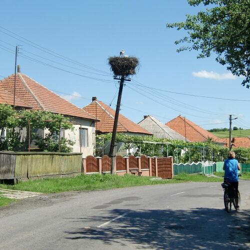 Mit dem Fahrrad von der Bukowina durch die Karpaten nach Galizien
