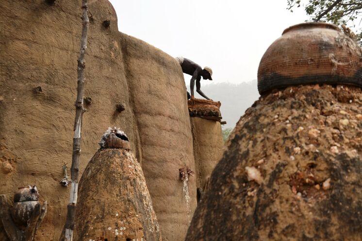 Die Kultur der Tamberma ist UNESCO-geschützt. Die Gebäude und deren Einbeziehung des Voodoo-Glaubens ist faszinierend.