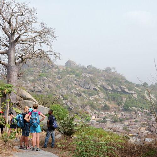Wandern und Voodoo in Westafrika