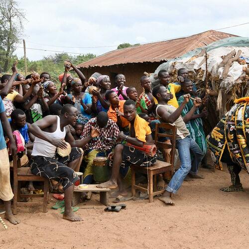 Mystisches Westafrika