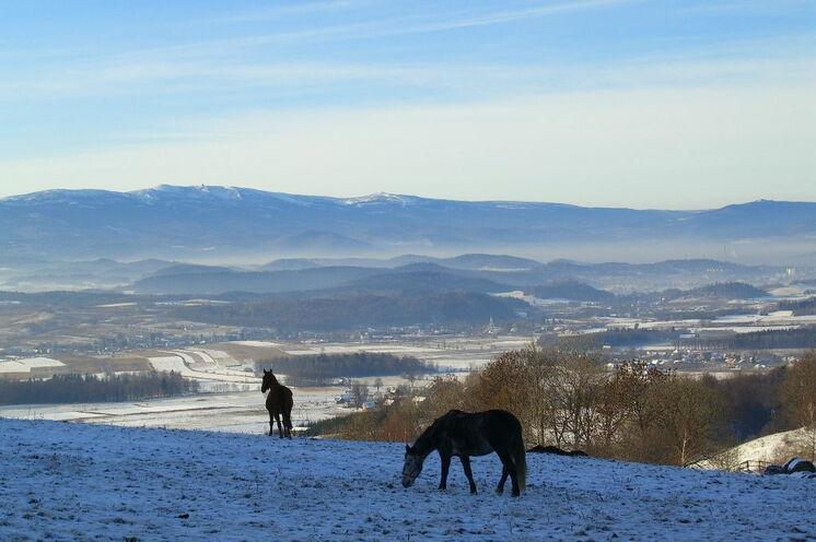 Idylle im Bober-Katzbach-Gebirge