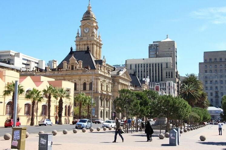 Auch wenn der Fokus dieser Reise auf der Natur liegt - natürlich besuchen wir auch die Innenstadt von Kapstadt.