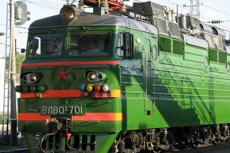 Mit der Transsib fahren Sie 1,5 Tage gen Westen nach Omsk.