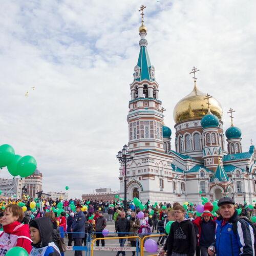 Siberian International Marathon & Baikalsee