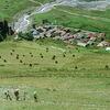 Entlang des Kaukasus in Tuschetien und Chewsuretien
