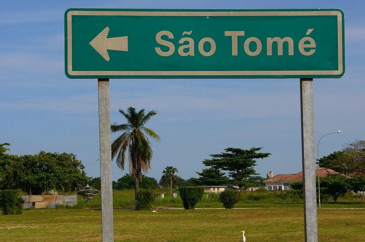 Willkommen im tropischen Paradies São Tomé