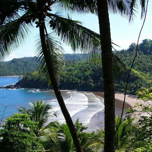 Das versteckte Paradies am Äquator