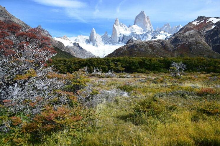 2 volle Wandertage im Nationalpark Los Glaciares