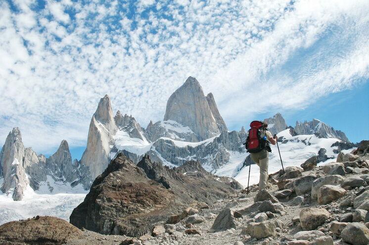 Buenos Dias in Patagonien: Traumberge nicht nur für Bergsteiger