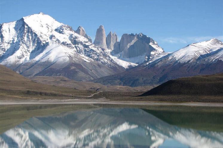 Auf Tagesetappen erkunden Sie den berühmten Torres del Paine Nationalpark
