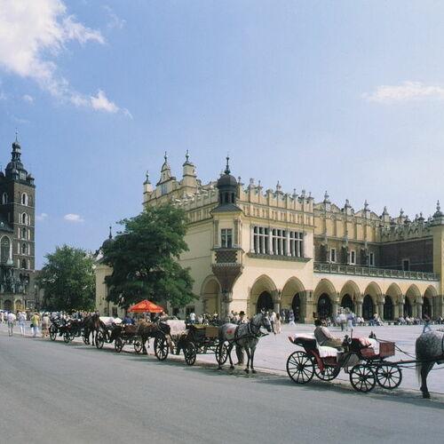 Radtour südliche Weichsel - von Krakau bis Warschau