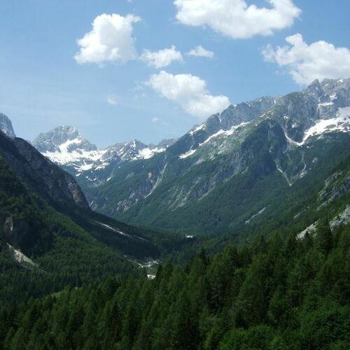 Alpe-Adria-Trail - Unterwegs auf den schönsten Etappen in Slowenien und Italien