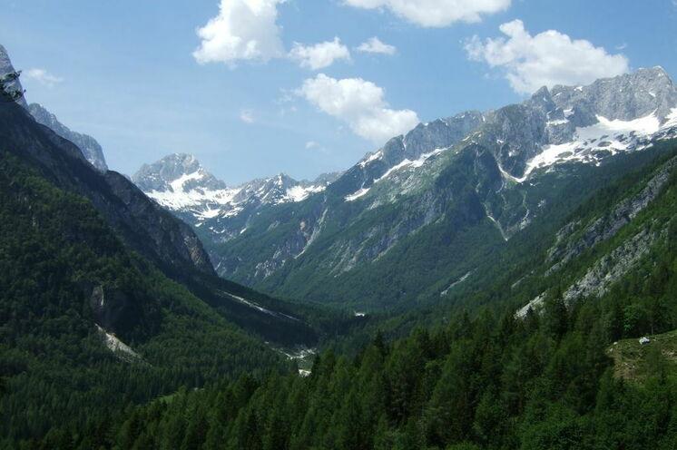 Die Julischen Alpen - ein Paradies für jeden Bergliebhaber