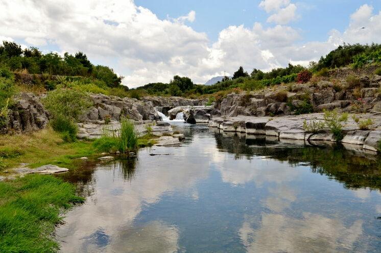 Wunderschöner Alcantara Park