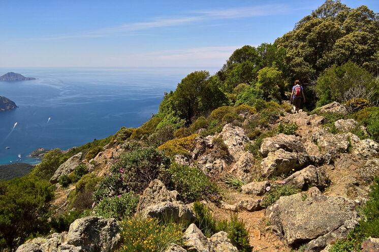 ...auf der Wanderung dahin werden Sie von spektakulären Meeresblicken begleitet. (9. Tag)